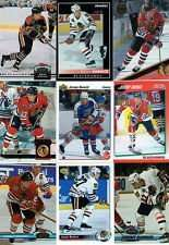 Jeremy Roenick Hockey Card Lot