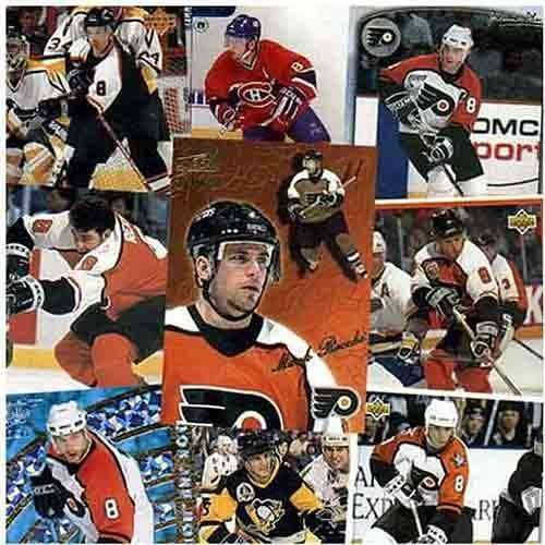 Mark Recchi 20 Card Set
