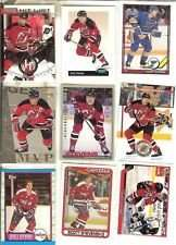 New Jersey Devils Scott Stevens 20 Card Set