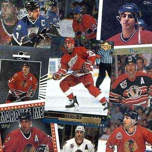 NHL Chris Chelios 20 Card Set