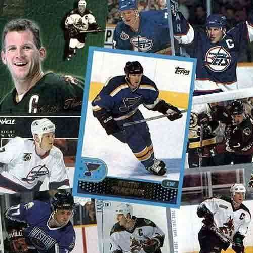 NHL Keith Tkachuk 20 Card Set