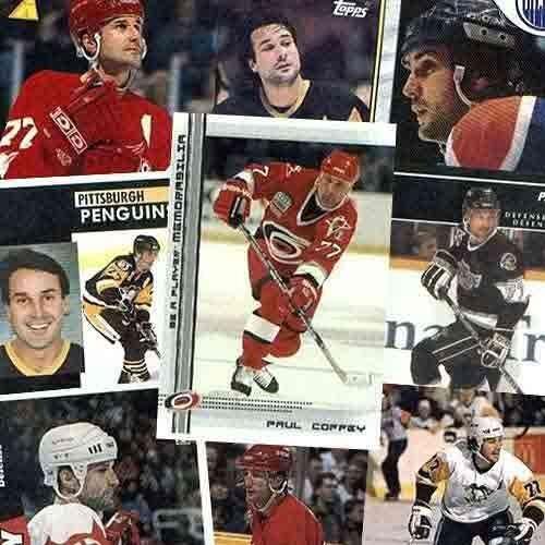 NHL Paul Coffey 20 Card Set