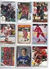 Sergei Federov 20-card set with 2-piece acrylic case [Misc.]