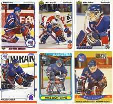 Mike Richter 20-card set with 2-piece acrylic case [Misc.]