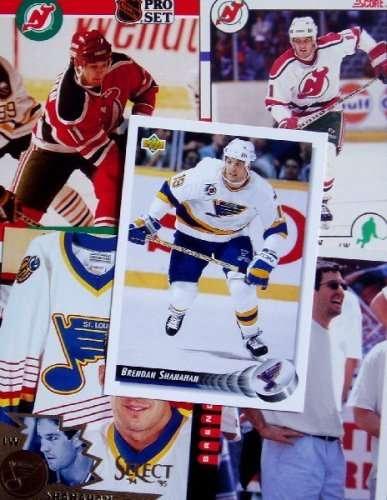 Scott Stevens 20-card set with 2-piece acrylic case