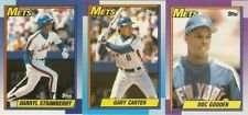 1990 Topps New York Mets Team Set