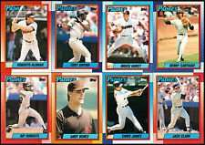 1990 Topps San Diego Padres Team Set