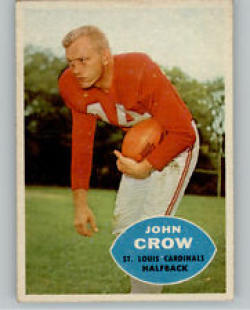 1960 Topps #105 John David Crow EX - Excellent or Better [Misc.]