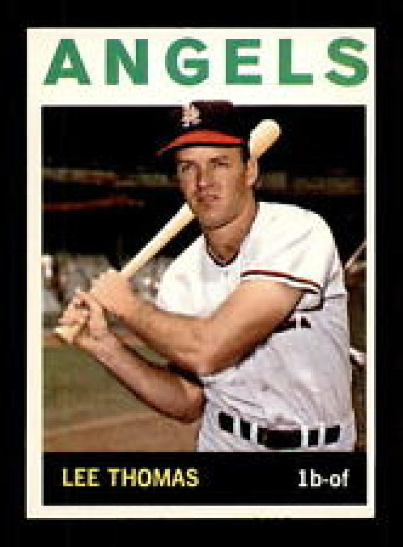1964 Topps #255 Lee Thomas NM-MT Angels