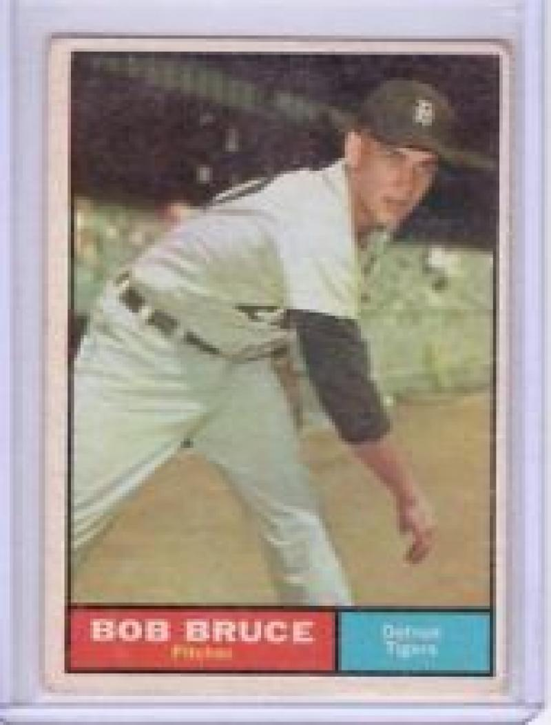 1961 Topps #83 Bob Bruce EX - Excellent or Better