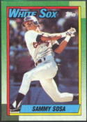 1990 Topps #692 Sammy Sosa NM-MT RC Rookie