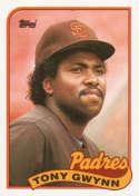 1989 Topps #570 Tony Gwynn NM