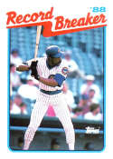 1989 Topps #4 Andre Dawson RB NM