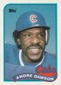 1989 Topps #10 Andre Dawson NM
