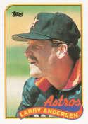 1989 Topps #24 Larry Andersen NM