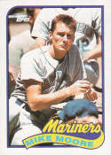 1989 Topps #28 Mike Moore NM
