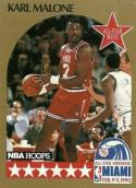 1990-91 Hoops #21 Karl Malone NM-MT AS SP