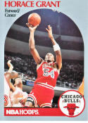 1990-91 Hoops #63 Horace Grant NM-MT