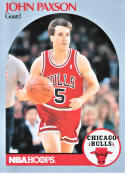 1990-91 Hoops #67 John Paxson NM-MT