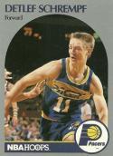 1990-91 Hoops #138 Detlef Schrempf NM-MT