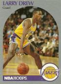 1990-91 Hoops #155 Larry Drew NM-MT