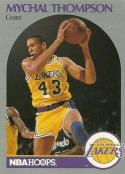 1990-91 Hoops #160 Mychal Thompson NM-MT