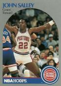 1990-91 Hoops #110 John Salley NM-MT