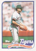 1989 Topps #43 Guillermo Hernandez NM