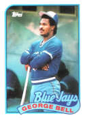 1989 Topps #50 George Bell NM