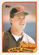 1989 Topps #59 Mark Davis NM