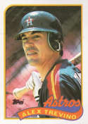 1989 Topps #64 Alex Trevino NM
