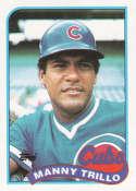 1989 Topps #66 Manny Trillo NM