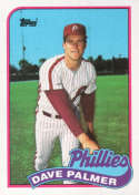 1989 Topps #67 Dave Palmer NM