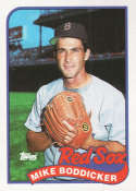 1989 Topps #71 Mike Boddicker NM