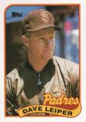 1989 Topps #82 Dave Leiper NM