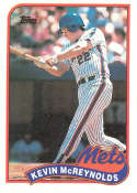 1989 Topps #85 Kevin McReynolds NM