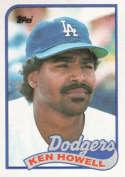 1989 Topps #93 Ken Howell NM