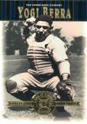 2001 Upper Deck Hall of Famers #45 Yogi Berra NM