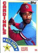 1984 Topps #389 Ozzie Smith NM-MT AS