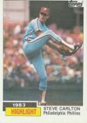 1984 Topps #1 Steve Carlton NM-MT HL