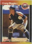 1989 Donruss #561 Craig Biggio NM-MT RC Rookie
