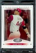 2004 Fleer Hot Prospects #23 Adam Dunn Cincinnati Reds Baseball Card - Mint Condition- In Protective Display Case