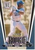 1999 Upper Deck #2 Adrian Beltre Los Angeles Dodgers Baseball Card