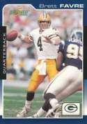 Brett Favre Football Card 2000 Score #71