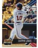 2001 Bowman Best #8 Chipper Jones - Atlanta Braves (Baseball Cards)