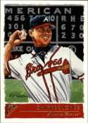 Chipper Jones 2001 Topps Gallery Baseball Card #2