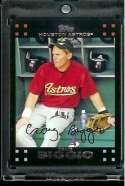 2007 Topps Craig Biggio Houston Astros #517 - Mint Condition Baseball Card - In Protective Display Case !