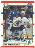 1990-91 Score #189 Dave Andreychuk (Hockey Cards)