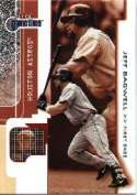 2001 Fleer Game Time #58 Jeff Bagwell - Houston Astros
