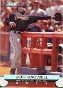 2001 Stadium Club #3 Jeff Bagwell - Houston Astros